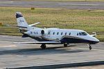 Silesia Air Cessna 560XL Citation XLS+ OK-XLS (21783789025).jpg