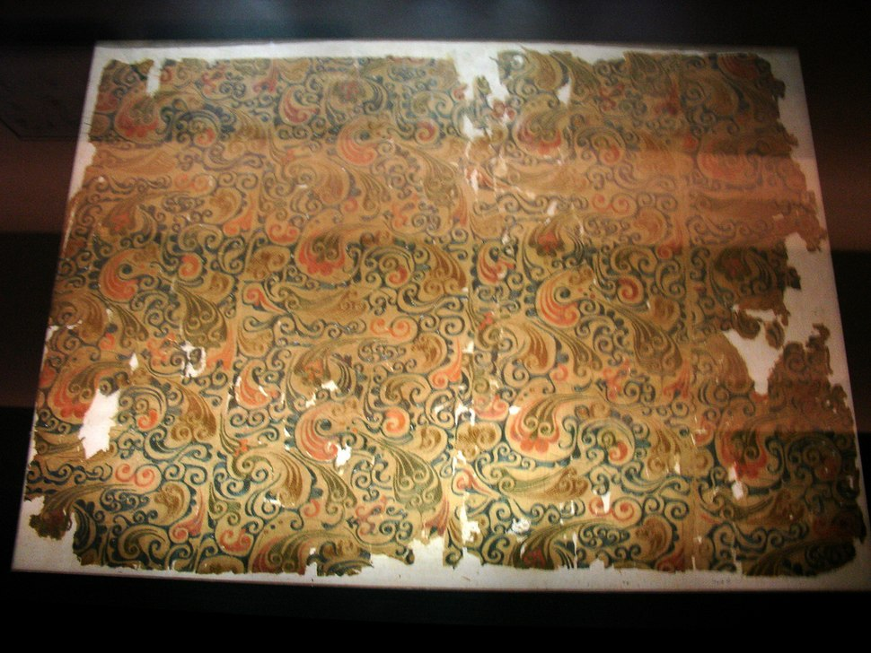 Silk from Mawangdui 2