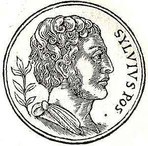 Silvius (mythology) - Silvius