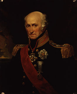 Benjamin Hallowell Carew Royal Navy admiral