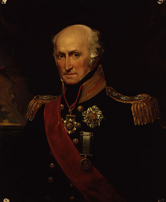 John Hayter - Image: Sir Benjamin Hallowell Carew by John Hayter