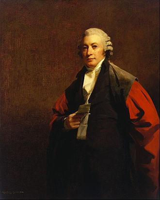 Robert Hodshon Cay - Robert Hodshon Cay by Sir Henry Raeburn