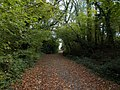 Site of original Wootton Railway Station, Isle of Wight, UK.jpg
