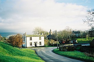 Skirwith village in the United Kingdom