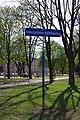 Skwer Mieczysława Apfelbauma w Warszawie.JPG