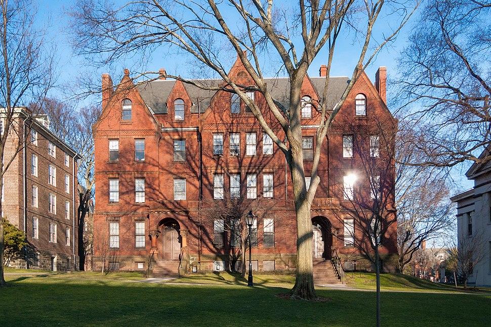 Slater Hall, Brown University