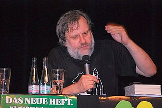 Slavoj Žižek - Žižek speaking in 2011