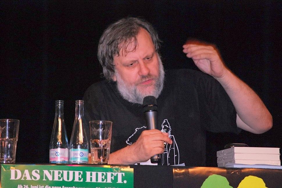 Slavoj Žižek 2011