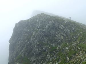 Slieve League in Donegal is a fine example of early Irish rock formation.