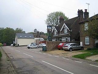 Woodside, Bedfordshire village in Bedfordshire, England