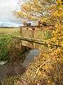 Sluice on the River Cary, Cary Fitzpaine 01.jpg