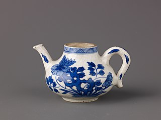 Small wine pot or teapot