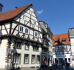 Petrikirchhof in Soest