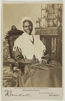 86d662a2c31d2f Sojourner Truth - Wikipedia