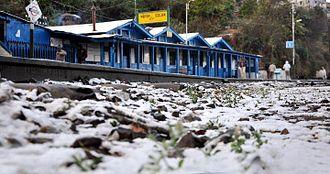 Solan - Solan railway station