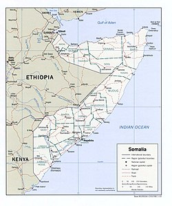 Миротворческая операция оон в сомали