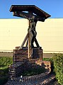 Someren Monument voor Nederlandse Militairen Charles Grips 1949.jpg