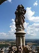 Sommet du clocher de la cathédrale Notre-Dame de Rodez 14.JPG