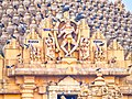 Somnath temple Prabhas Veraval Gujarat, artwork 1 with captions.jpg