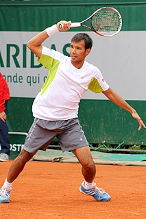 Sonchat Ratiwatana Thai tennis player