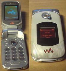 Image illustrative de l'article Sony Ericsson W300i