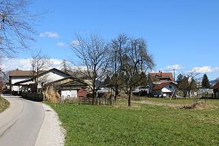 Soteska (Ljubljana) Place in Upper Carniola, Slovenia