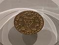 Sous le sceau du roi - Prieuré Saint-Louis de Poissy écu d'or 1266.JPG