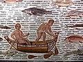 Sousse mosaic fishing scene detail 01.JPG