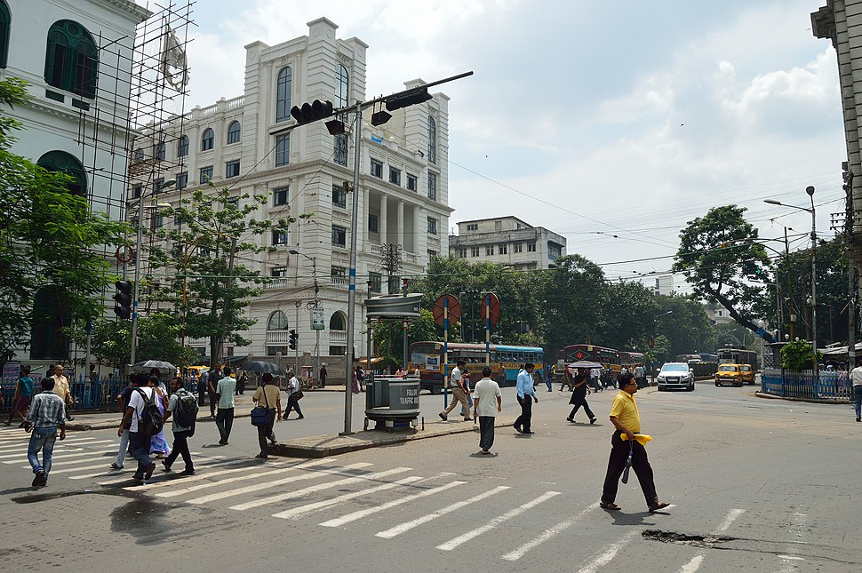 South-east Crossing - Dalhousie Square - Kolkata 2012-09-22 0286