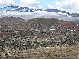 Snowshoe Lava Field