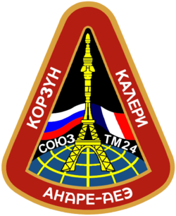 Download Patch manned space flight engineer