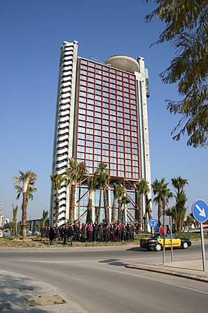 Hesperia Tower Hotel – Barcelona, Spain