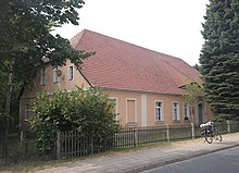 Geburtshaus in Spantekow (Quelle: Wikimedia)
