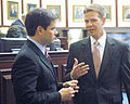 Speaker-designate Rubio confers with Majority Leader Andy Gardiner.jpg