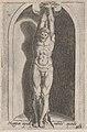 Speculum Romanae Magnificentiae- Marsias (Marsias apud nobile quende) MET DP870319.jpg