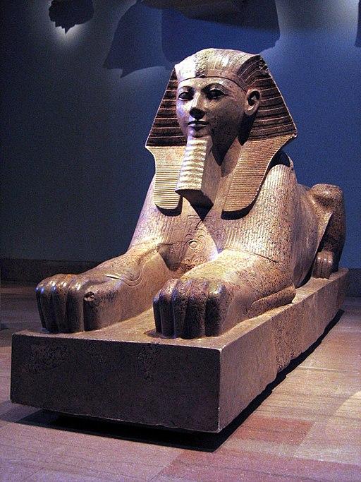 Sphinx of Hatshepsut c