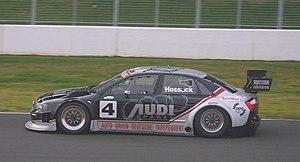 Darren Hossack - John Gourlay owned Audi A4 Sports Sedan