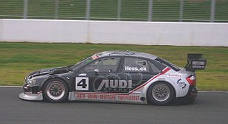 National Sports Sedan Series - Darren Hossack (Audi A4 Chevrolet) during 2008 season