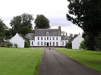 Reportedly haunted locations in the United Kingdom - Springhill, Moneymore, County Londonderry
