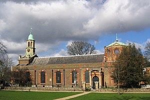 Kew - Image: St Anne church Kew 5857