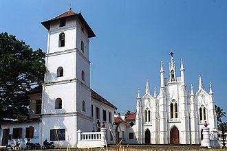 Varappuzha - St. Joseph Mount Carmel Church - RC
