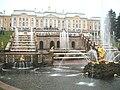 St.Petersburg Peterhof fountains.jpg