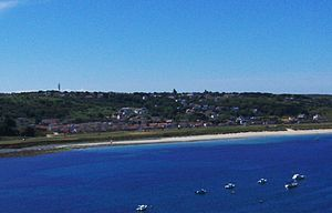 Saint Anne, Alderney - Saint Anne