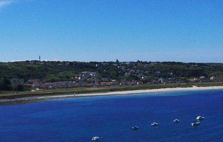 Saint Anne, Alderney Town in Alderney
