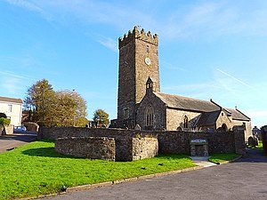 Pembrey - St Illtyd's church