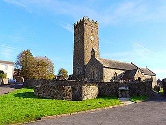 Pembrey - St Illtyd's church