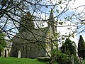 St. Mark's Church, south of Ninebanks - geograph.org.uk - 413145.jpg