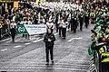 St. Patrick's Day Parade (2013) - Colorado State University Marching Band, Colorado, USA (8566272122).jpg
