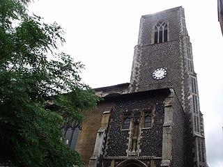 St Andrews Church, Norwich Church in Norfolk, England