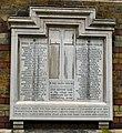 St Andrew's Church, Surbiton, Roll of Honour.jpg